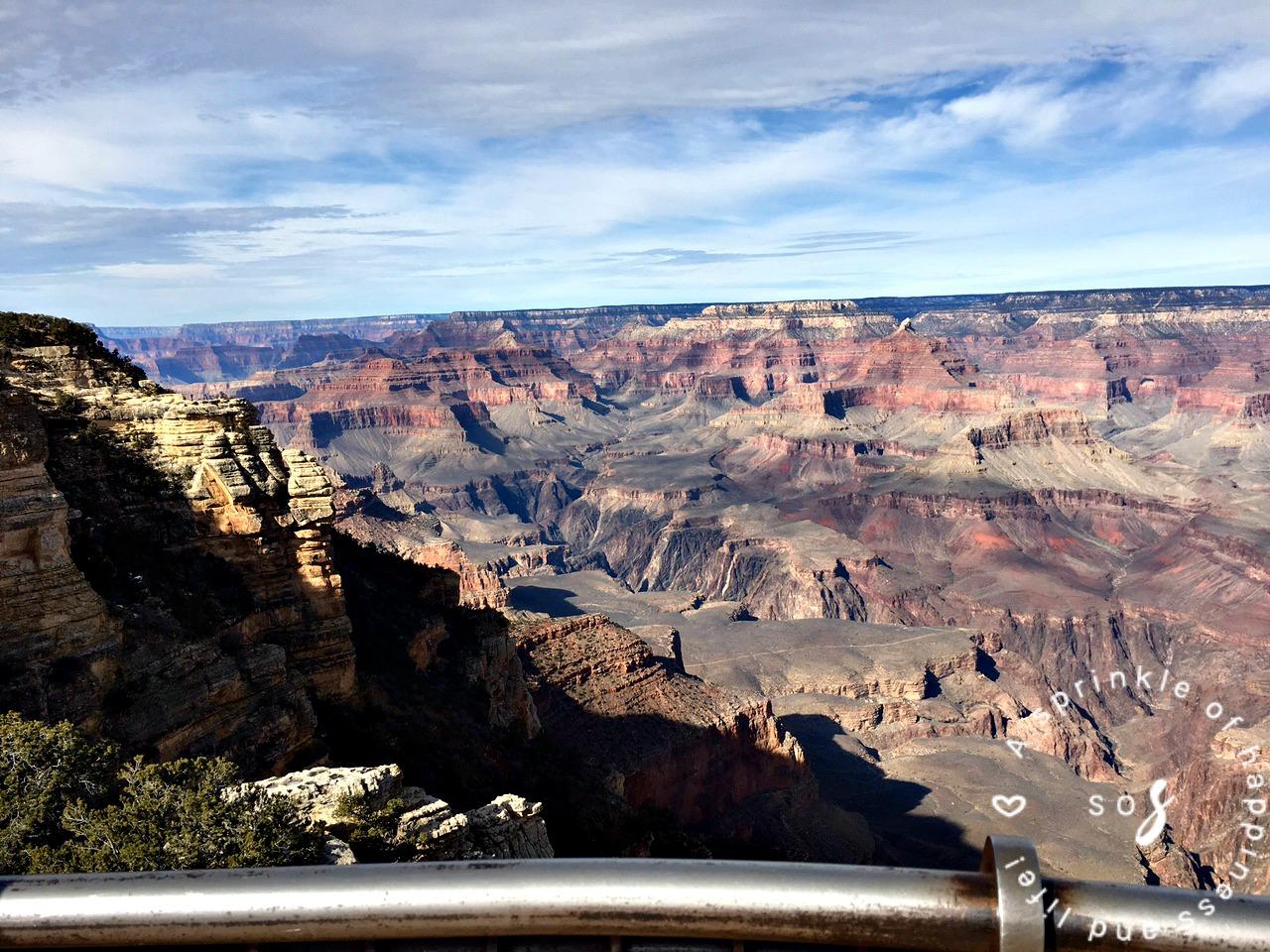 Las Vegas & Grand Canyon Trip | January 2017