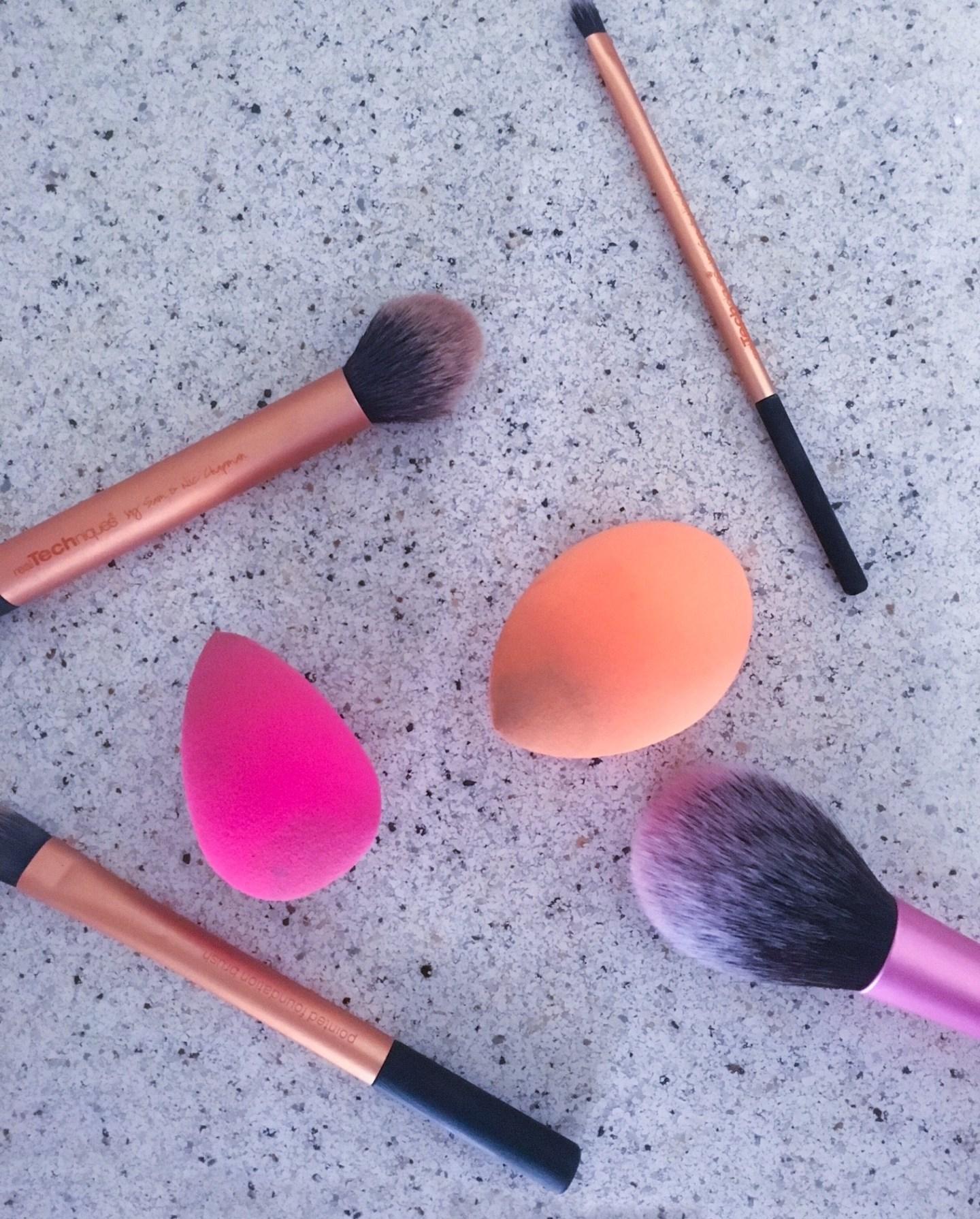Battle of the Beauty Sponges! Real Techniques vs. Beauty Blender
