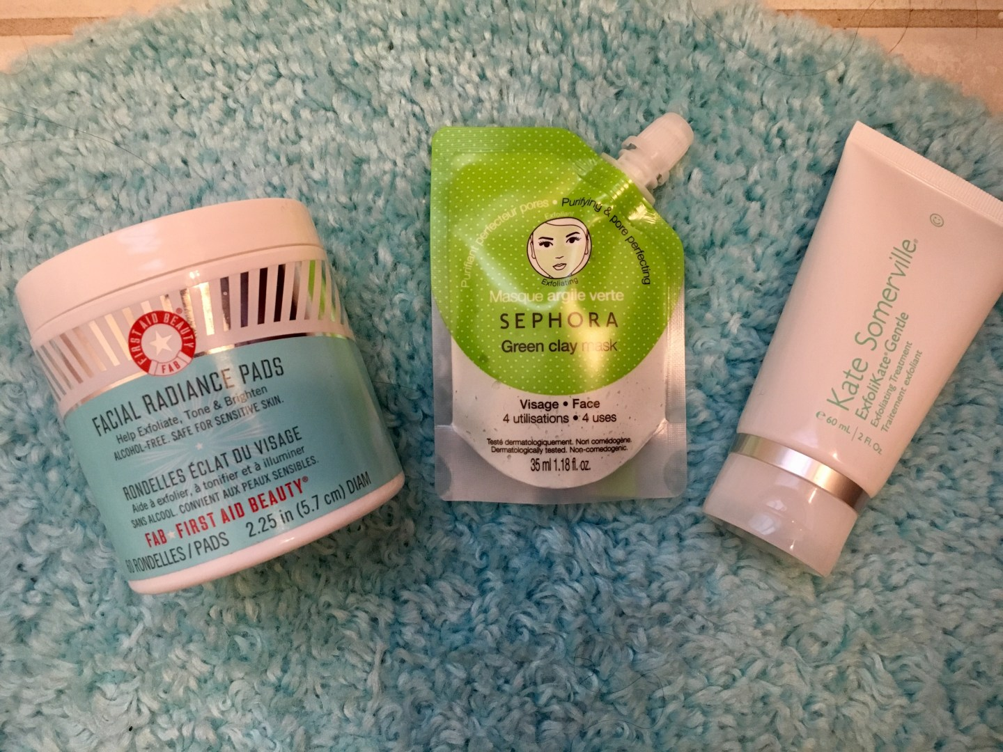 Current Skincare Products Review!