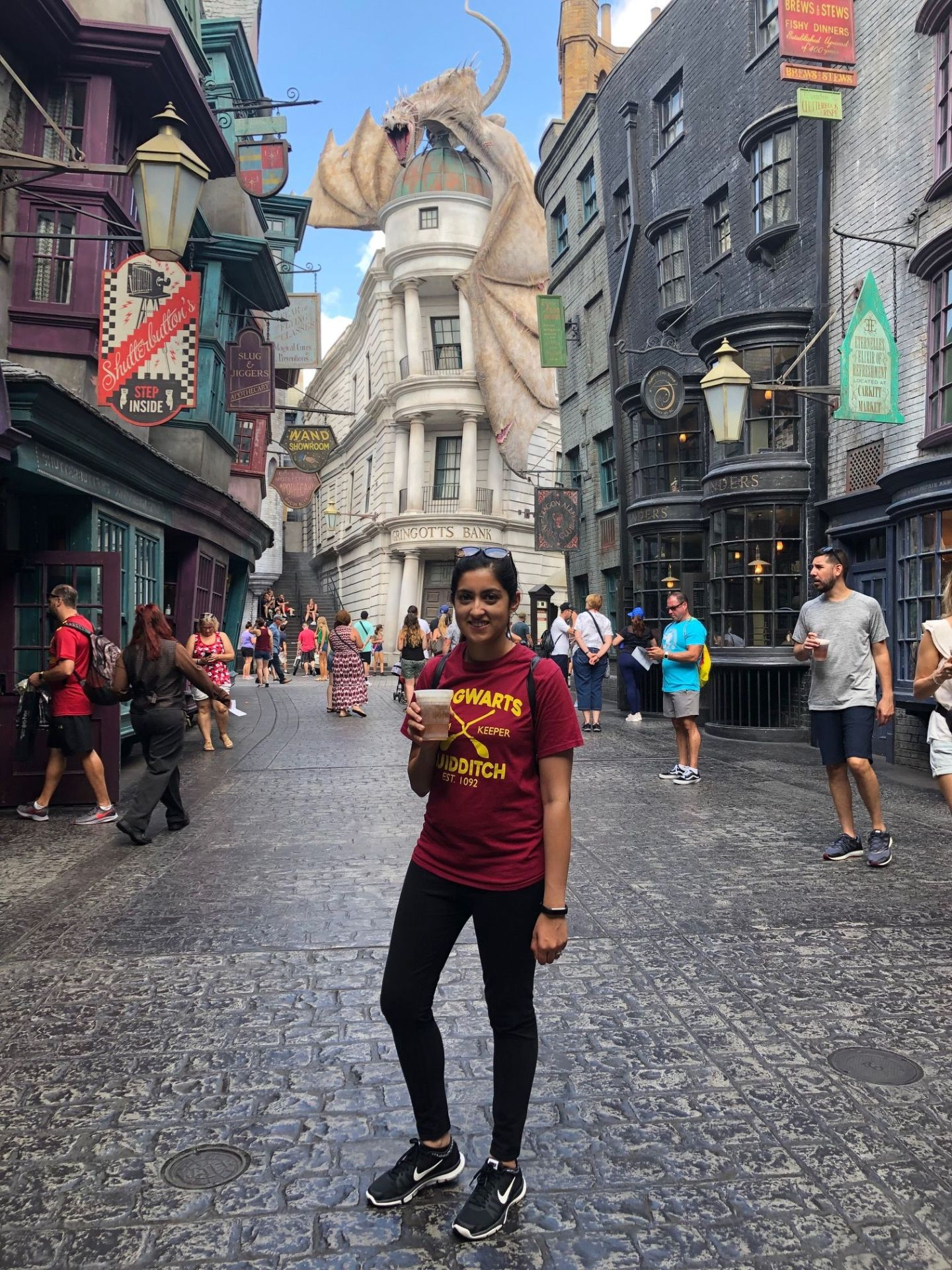 Disney World + Universal Anniversary Trip!