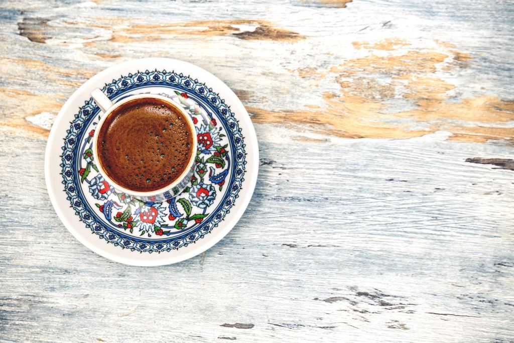 turkish coffee - Kahvalti - Turkish Breakfast