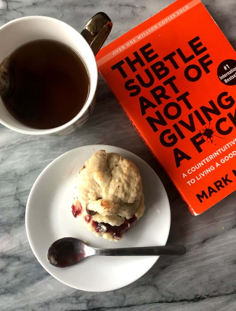 Scones, books and navigating the world as a millennial