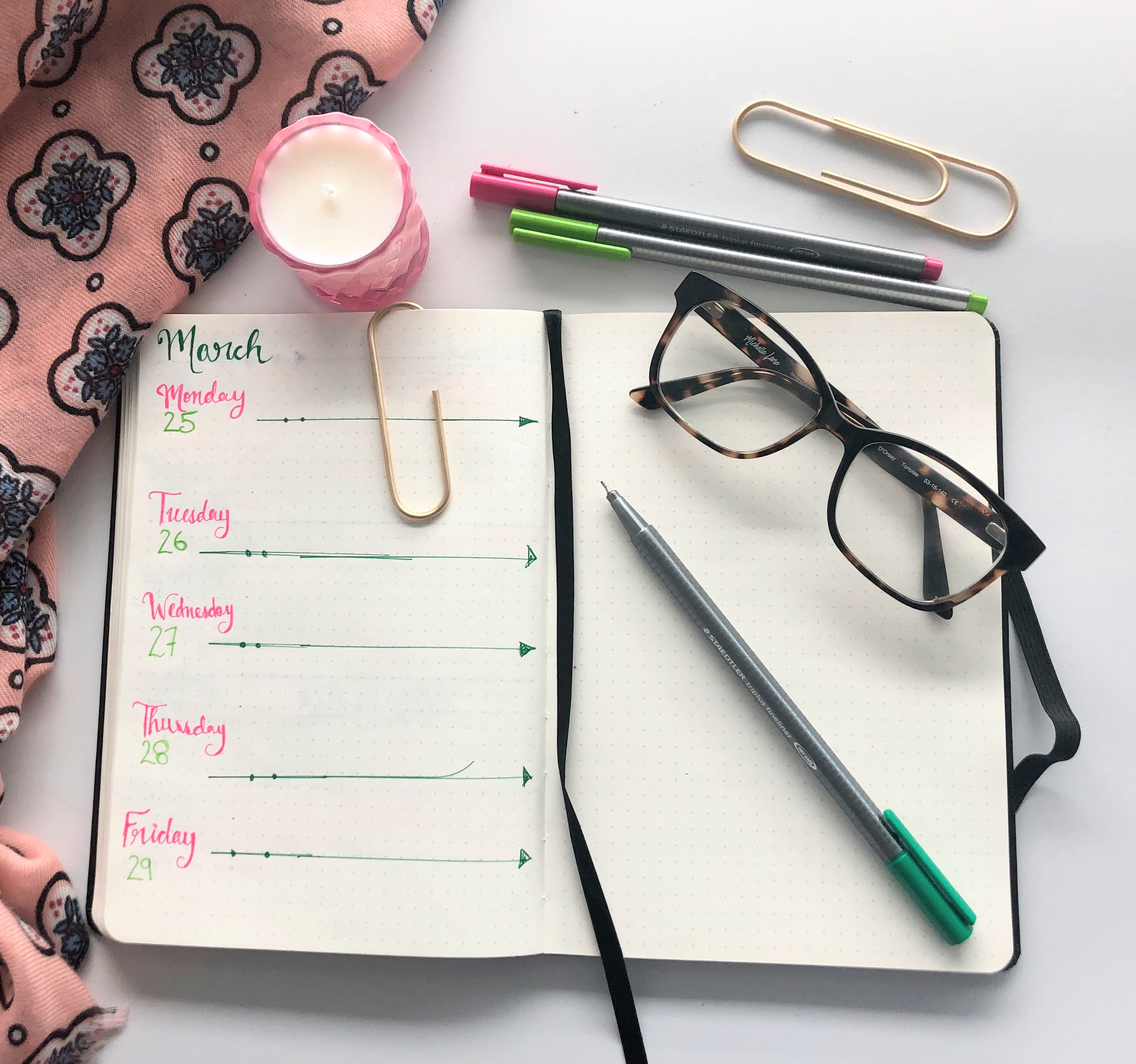 Bullet Journal – A Simple Guide