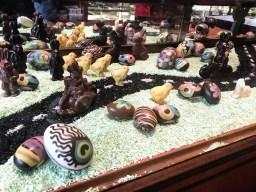 Easter Display at Chocolate Fetish