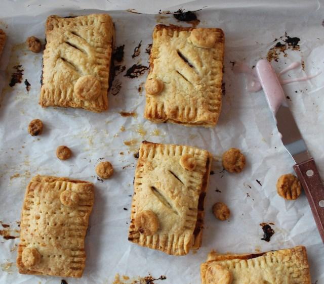 Raspberry Cream Cheese Hand Pie