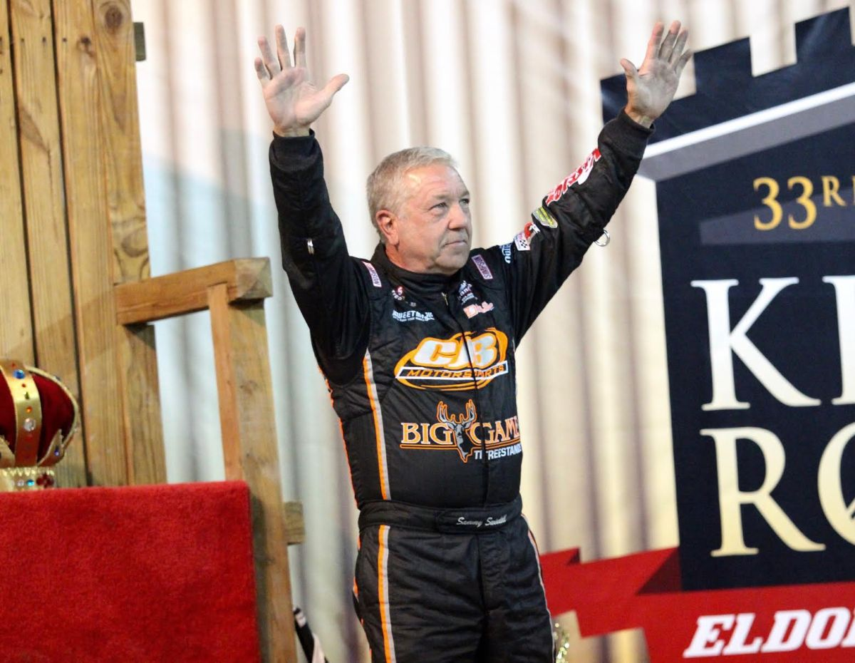 Sammy Swindell to run for A.G. Rains in 2017, still has desire to win with no retirement in sight