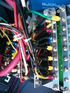 12 volt distribution panel wiring