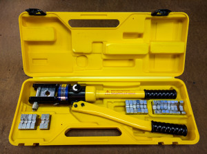 Cable crimper