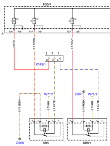 X145 circuit diagram