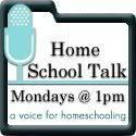 Homeschool Talk Logo