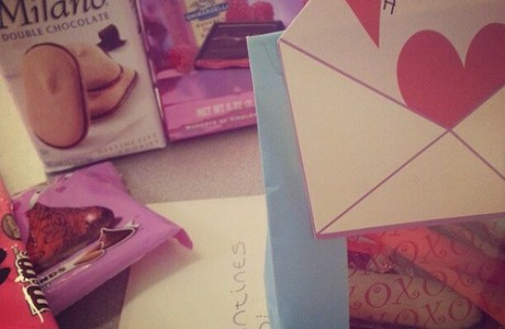 Valentines Day and Birthdays