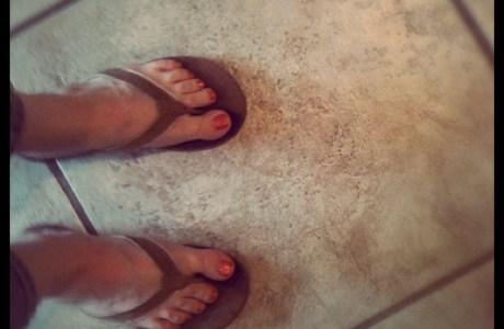 Bless Your Feet – Part 4 (4 Part Series)