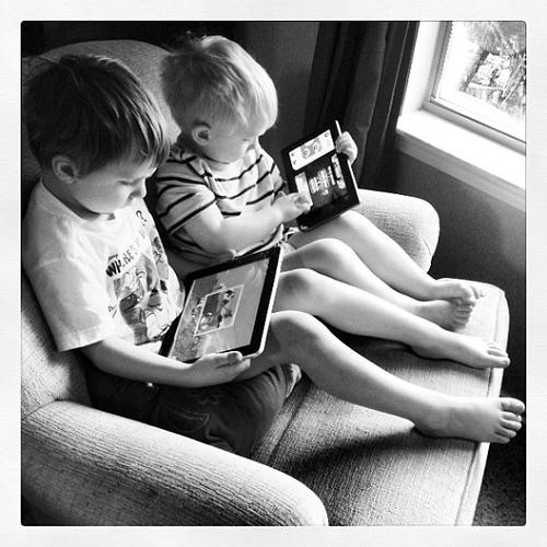 Electronics Time  #preschool