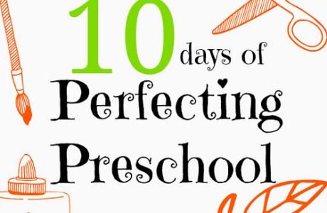 Perfecting Preschool: Toys