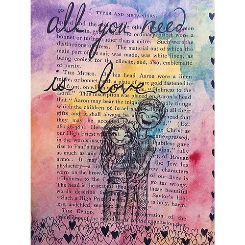 All you need is love... via @Sprittibee