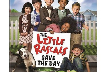 Little Rascals and a Give Away