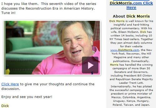 Dick Morris. com