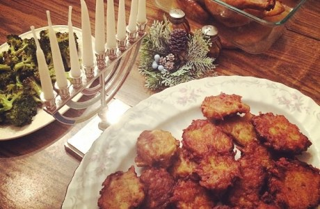 Merry Hanukkah, Happy Christmas