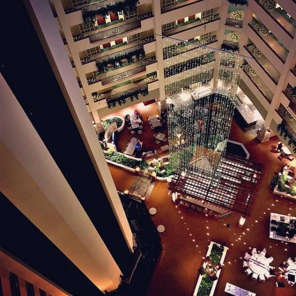 Blog Elevated DFW Hotel Lobby