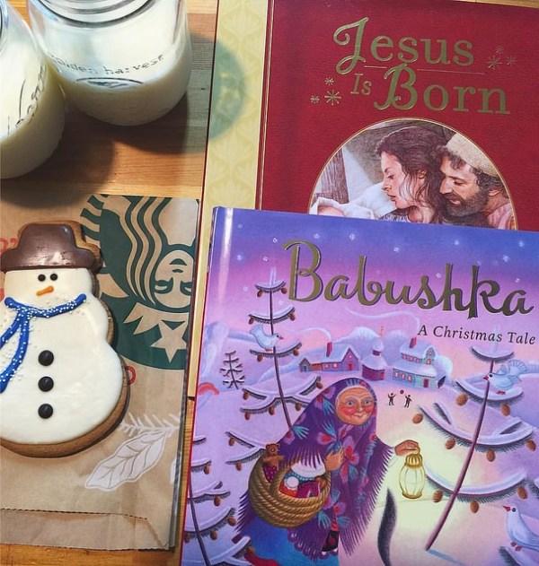Babushka and Jesus is Born