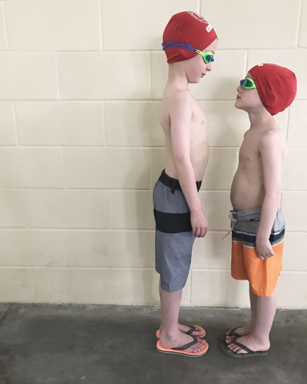 Sprittibee's Homeschool Swim Class Swimmers
