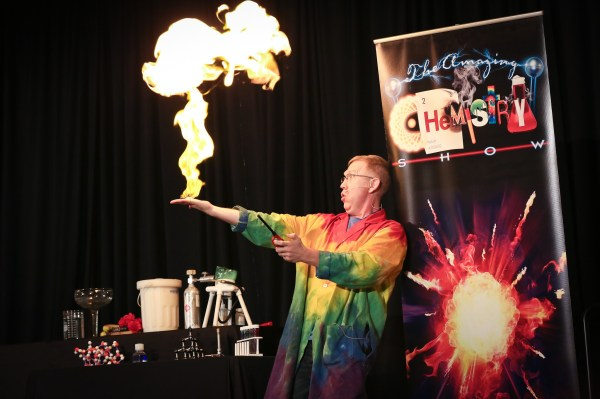 THSC Chemistry Show 2016 by Sprittibee