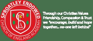Sproatley Endowed Church of England Academy logo