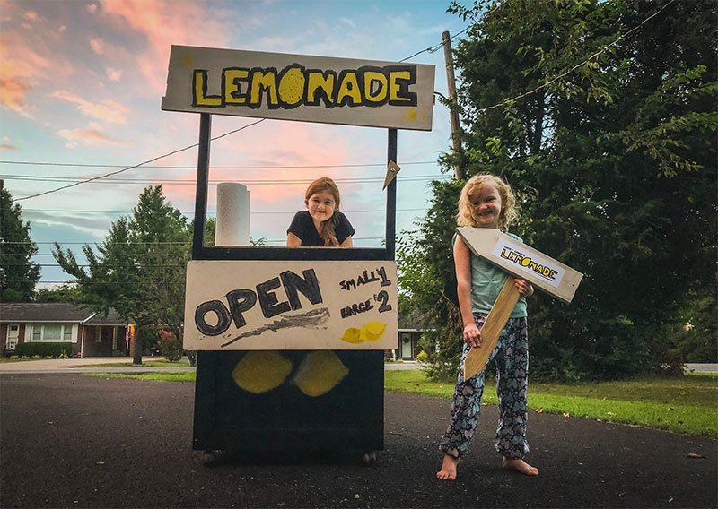 Register Now! — LEMONADE ACADEMY