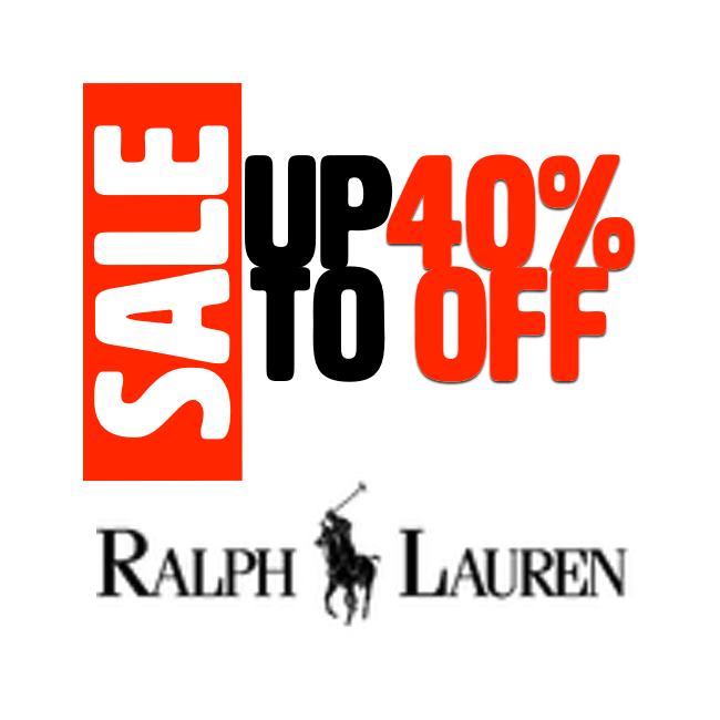 The Ralph Lauren Sale
