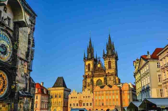 Orologio di Praga come funziona