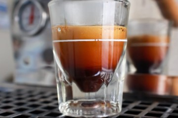 layers of espresso