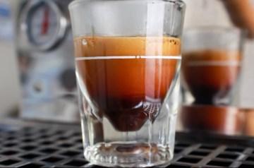 layers of espresso