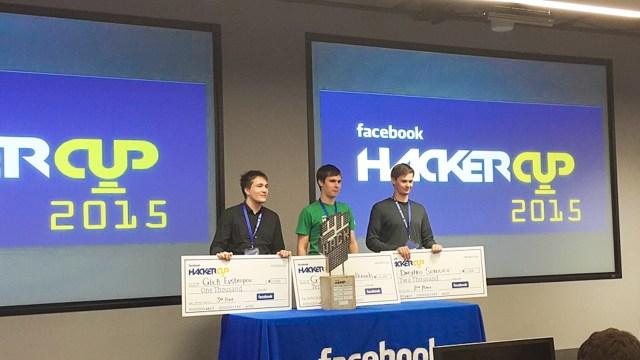 Facebook Hacker Cup 2015