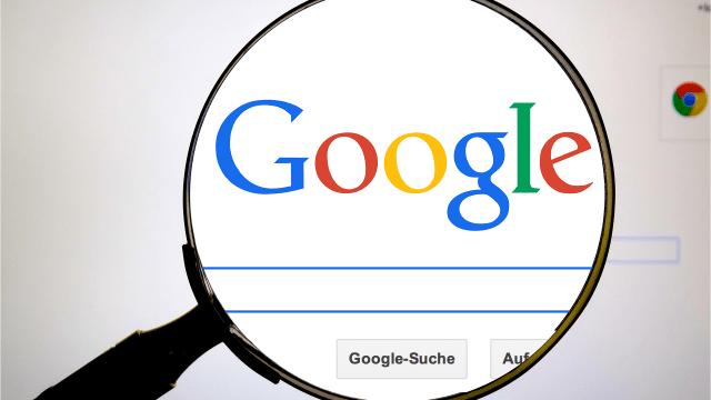 Google tracks us