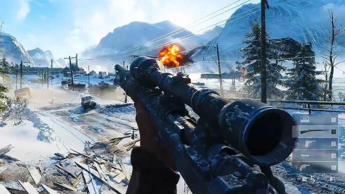 battlefield 5 multiplayer mode gameplay