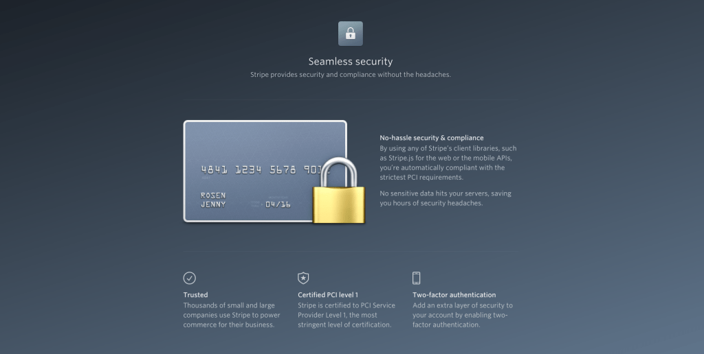 Stripe - Secure Credit Card Payments – Sprout Invoices