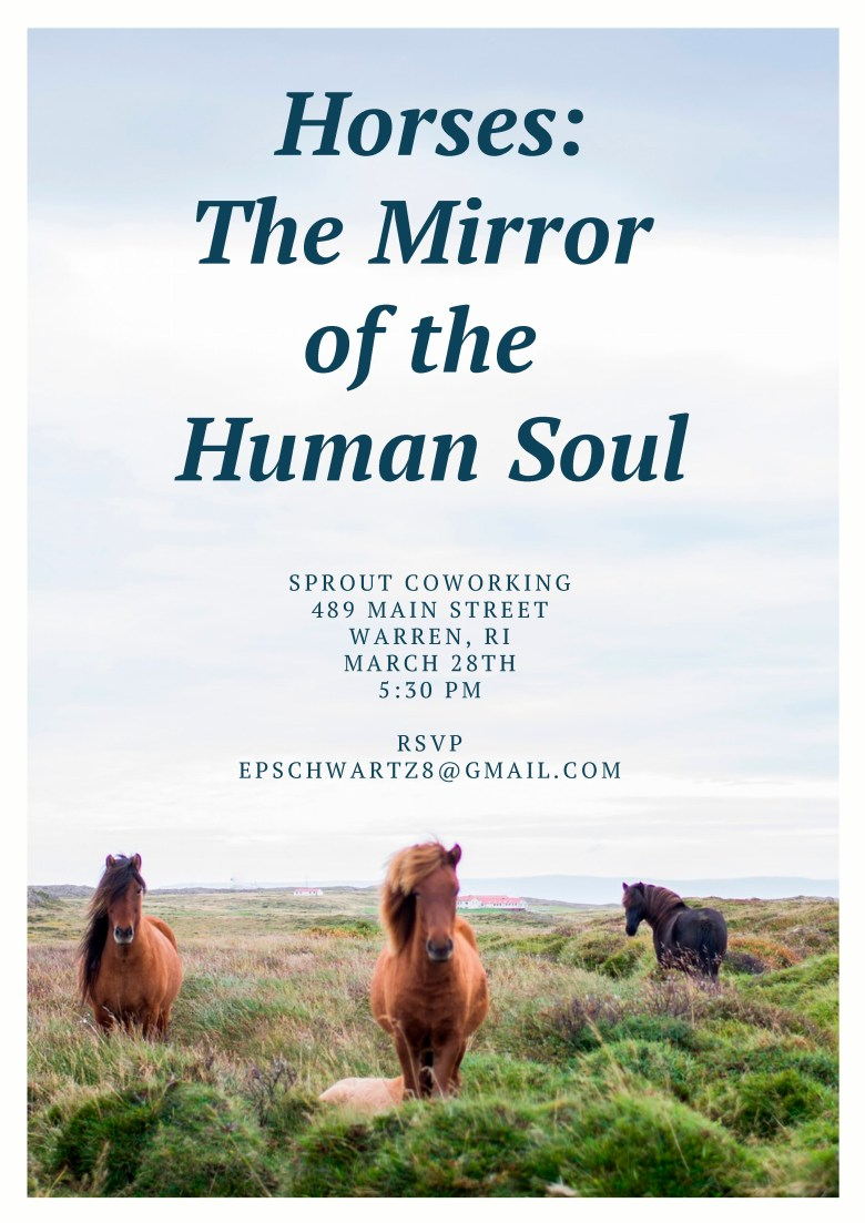 Horses: The Mirror of the Human Soul