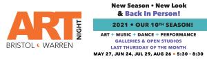 Art Night Bristol Warren @ Sprout Warren, 489 Main Street, Warren, RI 02885