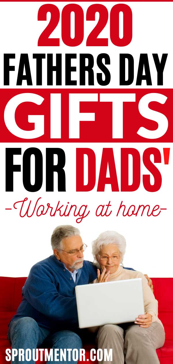 5 best work from home gifts to give to dads during this Father's Day. These gifts are cheap and highly durable. #workfromhome #workfromhomejobs #workfromhometips #workfromhomewithkids #workfromhomedads #makemoneyonlinefromhome #onlinejobsfromhome #gifts #fathersday #fathersdaygifts