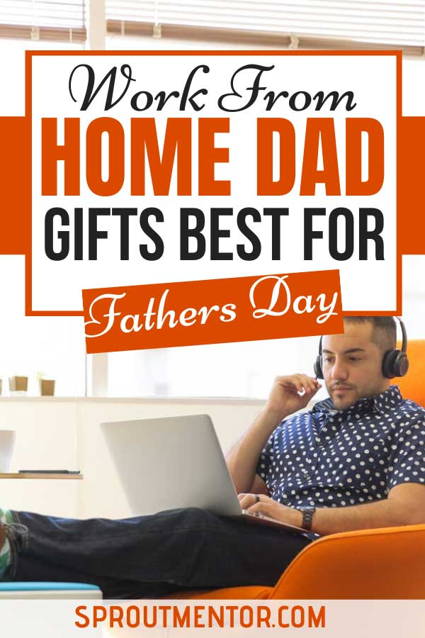 Here are some of the best gift ideas for Him-that is your husband or any father during the Father's day 2020. All these work from home gifts are thoughtful for loved ones. #workfromhome #workfromhomejobs #workfromhometips #workfromhomewithkids #workfromhomedads #makemoneyonlinefromhome #onlinejobsfromhome #gifts #fathersday #fathersdaygifts