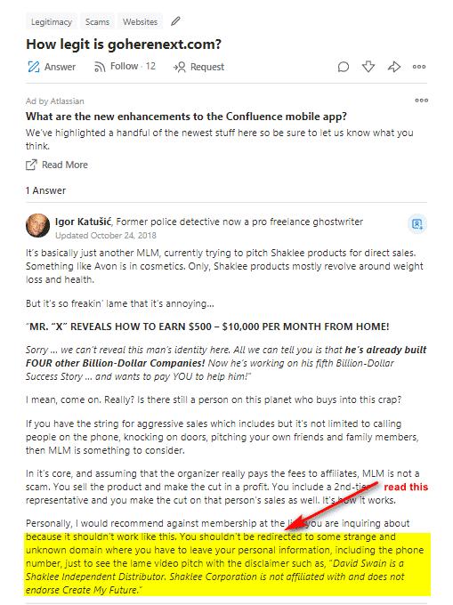 goherenext-review-Quora-review
