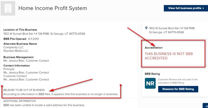 Home-profit-system-reviews-Better-Business-Bureau