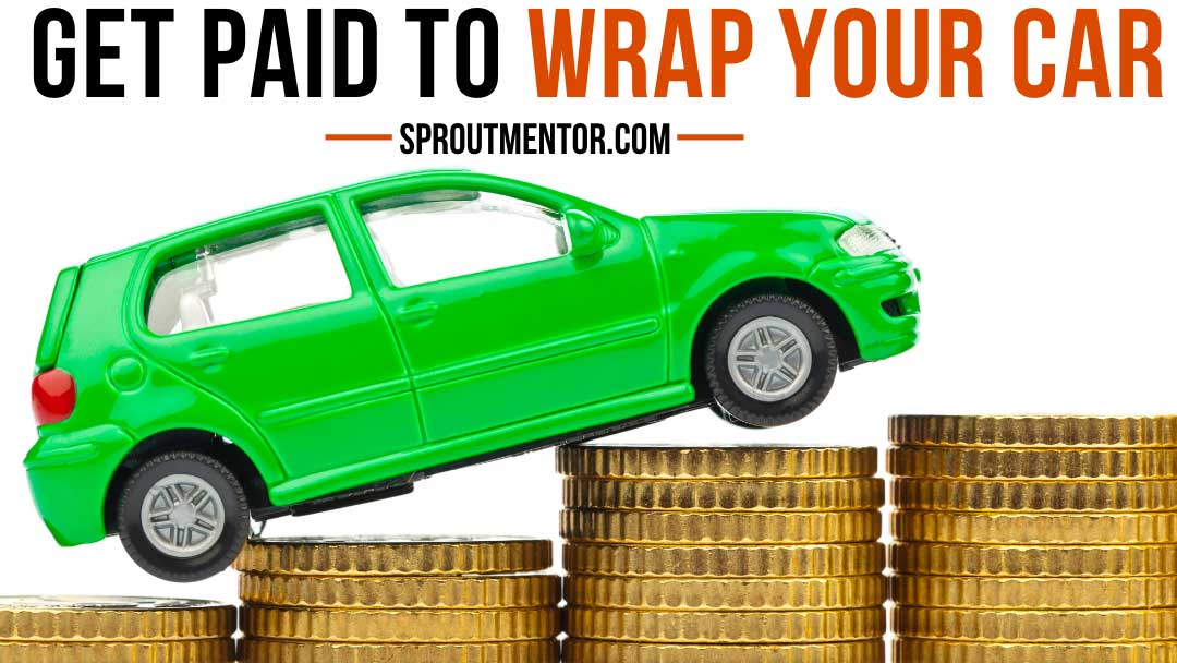 How Much Can You Get Paid To Wrap Your Car? 8 Legitimate Car Wrap Advertising Companies