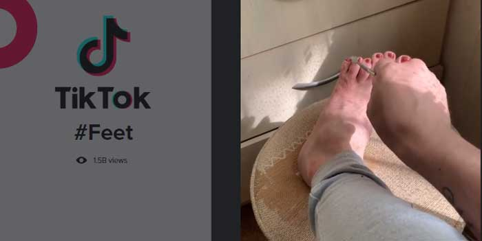 Where-to-sell-feet-pics-TIKTOK