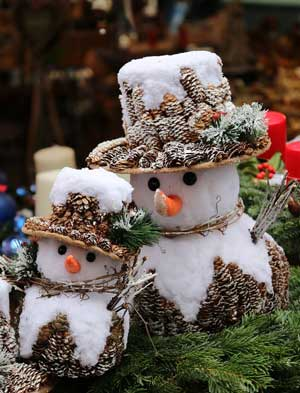 Christmas-Crafts-to-sell-snowman-christmas-ornament