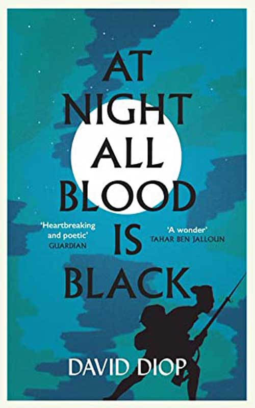 Barack-Obama's-Summer-Reading-List-2021--At-Night-All-Blood-Is-Black-By-David-Diop