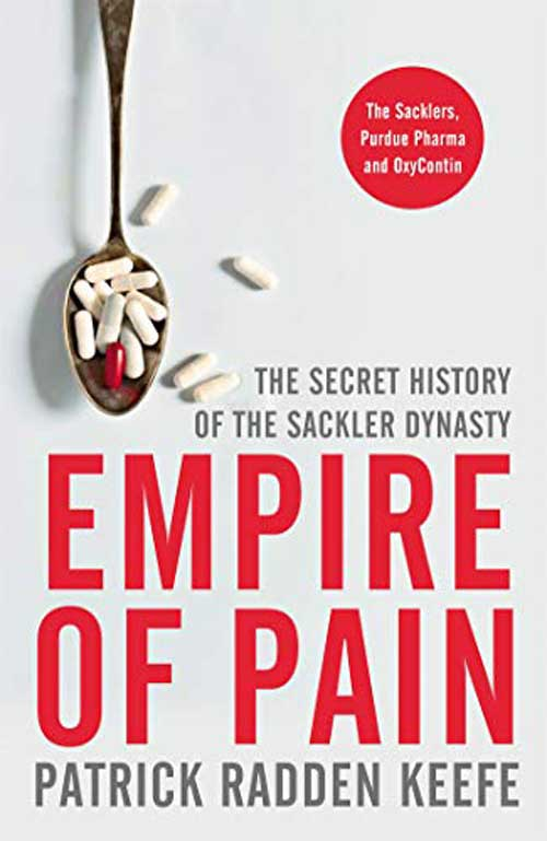 Barack-Obama's-Summer-Reading-List-2021--Empire-Of-Pain-By-Patrick-Radden-Keefe