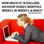 How-Much-is-18-dollars-an-hour-a-year,-month,-weekly,-bi-weekly-and-daily