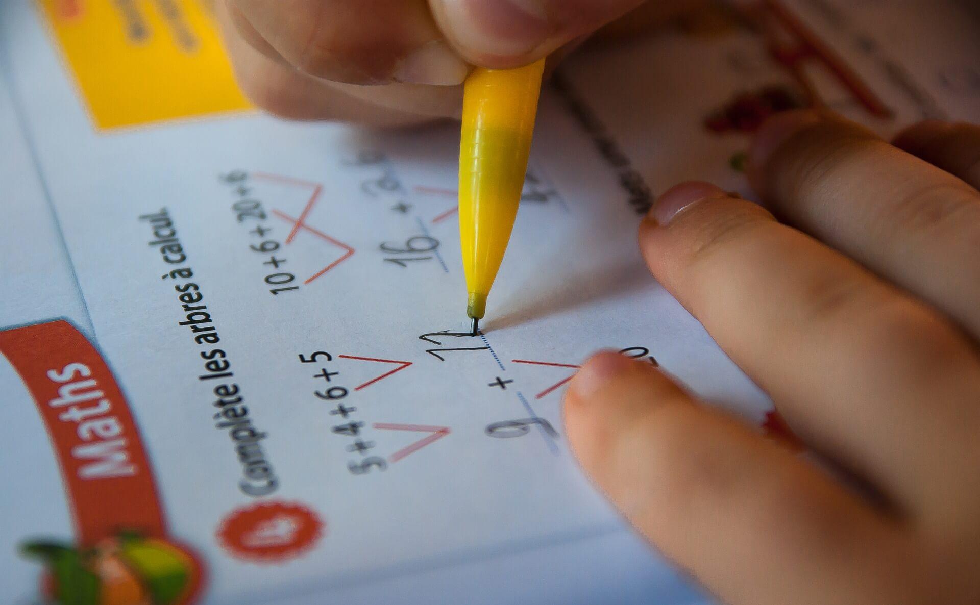 陰山式100ます計算(割り算)、1年間で娘の計算力がアップ!