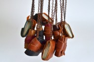 Mini Book Necklaces. By Sprouts Press http://etsy.me/OAROFn